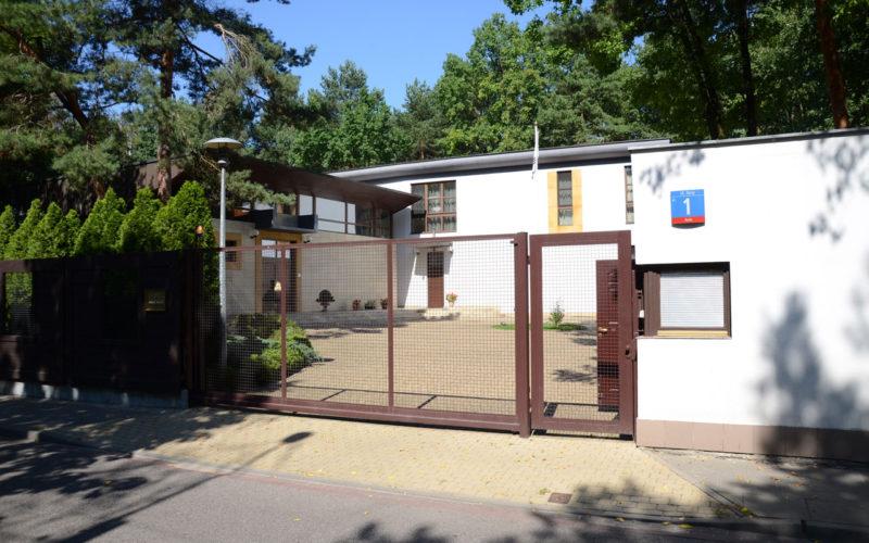 Ambasada Korei Południowej irezydencja Ambasadora