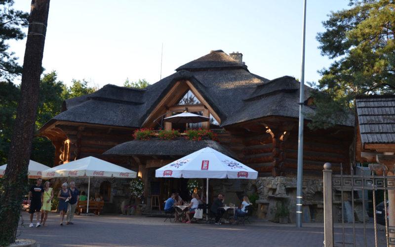 Liczne restauracje